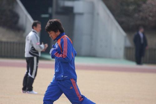 Swan Field①(2009/02/11)